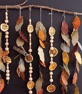 Herbstdeko basteln – Tolle DIY Bastelideen zum Herbstanfang