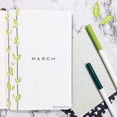 """Amiza Omar ♛ on Instagram: """"Hello, March! 🍃…"""