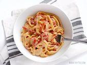 Ein Topf gebratene Paprika-Nudeln   – Mmm…tasty!: Italian/ Pasta/ Pizza