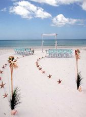 18 Stunning Fun Beach Wedding Decorations Ideas – #beach #Decorations #ideas #st…
