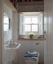 Badezimmer-Design-Ideen Landleben –