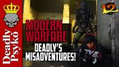 Modern Warfare – Deadly's Misadventures Part 12! (Funnies, Fails, and Ep…  – Call of Duty: Modern Warfare