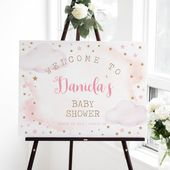 Baby Showers Twinkle Twinkle Twinkle baby shower welcome sign Twinkle Little Star | Etsy