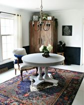 Eclectic Farmhouse Home Office – ORC Week 6 – One Thousand Oaks