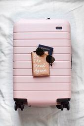 Koffer – Gepäck – Reisezubehör # Zubehör #Reise # Gepäck – # Gepäck #Kof …   – Summer
