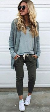 Modern Fall Outfits Ideas For Women To Try Asap 44