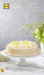 Sernik Cytrynowy Na Zimno Przepis Recipe Sweets Desserts Cake