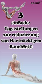 3 einfache Yogastellungen, um hartnäckiges Bauchfett abzubauen – Hetty