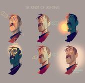 Photo of Face painting tutorials character design #painting #tutorial…