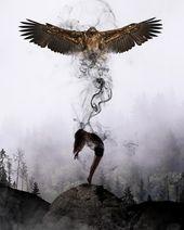Female Artist Creates Stunning Dark Photo Manipulations