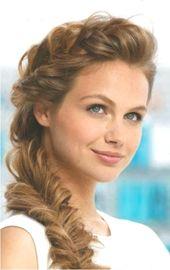 #hairstyles #fishtail #braided #blonde #braid #hair