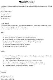 Resume For Surgical Technologist  HttpJobresumesampleCom