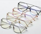 black Cat Eye clear lens Glasses Boutique spectacles glasses transparent women b… – Brillen Modelle