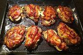 Nackensteaks auf dem Blech  – Kochen