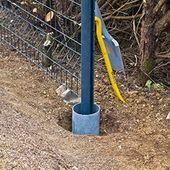 Toutes les étapes pour poser des panneaux grillagés en clôture