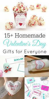 DIY Valentine's Day Gifts – Retro Housewife Goes Green