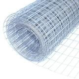 Aleko Mesh Wire Roll Concrete Reinforcement Mesh 30 Inches Height 10 Feet Length 16 Gauge Steel 1 2 X 1 Inch Mesh Concrete Reinforcement Aleko