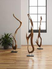 20 Erstaunliche Holzwurzelmöbel für Ihr Dekor