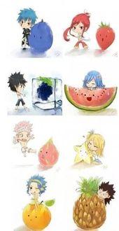 39+ Ideen Obstkorb Anime Schiffe Fairy Tail