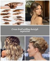 Hair Wavy Wedding Waterfall Braids 48 Super Ideas wavy wedding hairstyles