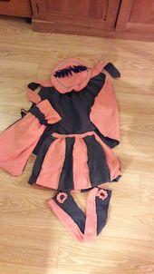 Meisje Zwarte pietje van fleese dekens  – Sinterklaas