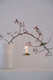 DIYnstag: 12 minimalistische DIY-Ideen für Winterdeko – auch für Kinder!