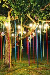 30 Party Deko Ideen im Sommerstil – Den kommenden Sommer mit einer Gartenparty begrüßen
