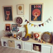 [RUHE VOR DEM STURM]  Quickly made a photo from the nursery by the big one befor… – Boys Nursery