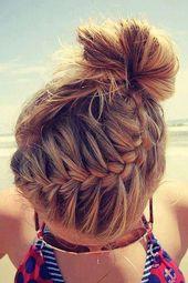 Von romantisch bis rockig: Tolle Flechtfrisuren für lange Haare – Frisuren