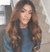 28 Frisuren für schwarze Frauen mit langen Haaren