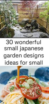 30 wonderful small japanese garden designs ideas for small space in your houses 2
