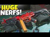 "HUGE NERF to ""MP5 and M4A1"" in MODERN WARFARE.. (UPDATE) COD MW Gameplay – YouTu… – Shooting games"