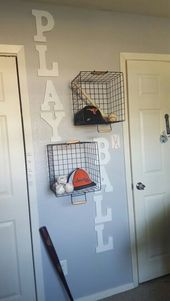 20 cool DIY shelf ideas to enhance your boy's room wall, #boy39s #Cool #DIY #diykidroomi…