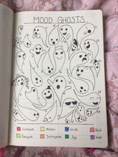 15 Superior Temper Trackers to Attempt in Your Bullet Journal