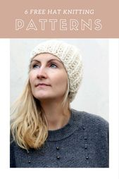 Free knitted hat patterns for women – Knitted Hat Patterns