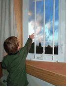 Schutzengel Extra großer Fensterschutz   – Stuff for the House