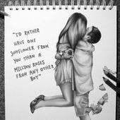 relationship drawings Es ist Zeit zum Mdchen Zeichnen – sehen Sie inspirierende Beispiele und lassen Sie Ihrer Kreativitt freien Lauf – Archzine.net