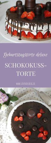 Schokokusstorte: Das perfekte Geburtstagstortenrezept – Lavendelblog