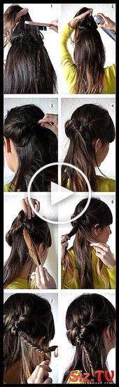 Hairstyles Half Up Half Down for School Fishtail Braids 20 Trendy Ideas Hairstyles Half Up Ha …