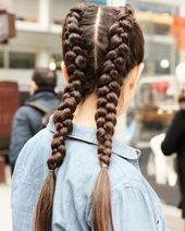 #BORED #Braid #pictures #pigtail #popular #twoBraided New