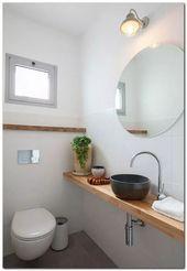 28 Diy Badezimmer Dekor Ideen Mit Kleinem Budget Diybathroomideas Bathroomdecorideas D In 2020 Badezimmer Dekor Diy Badezimmer Dekor Kleine Toilette Design