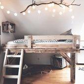 Unser neues DIY Kinderbett