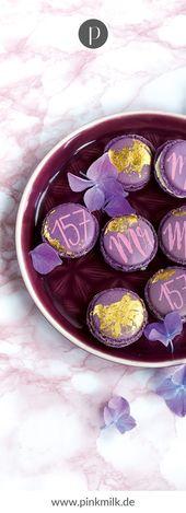 Cake Lettering ist DER neue Trend! Dekorieren Sie Ihre Geburtstagstorte, Cakepop …  – Kuchen