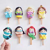 Shaun Teo Creations🎂 в Instagram: «Disney princess cake pops! Hands up if y…   – Princess birthday party