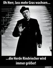 Oh Herr, lass meh #lustiger-tiere