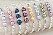 Pearls of Hope Bracelet Choose hope A great idea for Christmas! – Women's jewelry blog