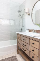 13 Best Bathrooms by Joanna Gaines
