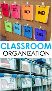 Get Organized for the New Yr: Easy methods to be Environment friendly and Keep on High of Classroom Supplies