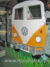 Volkswagen van (der Hippie-Van) | DIY   – Volkswagen