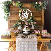22 Bohemian Baby Shower Ideas for Free-Spirited Mamas | CafeMom